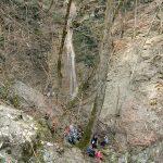 Большой Адегойский водопад