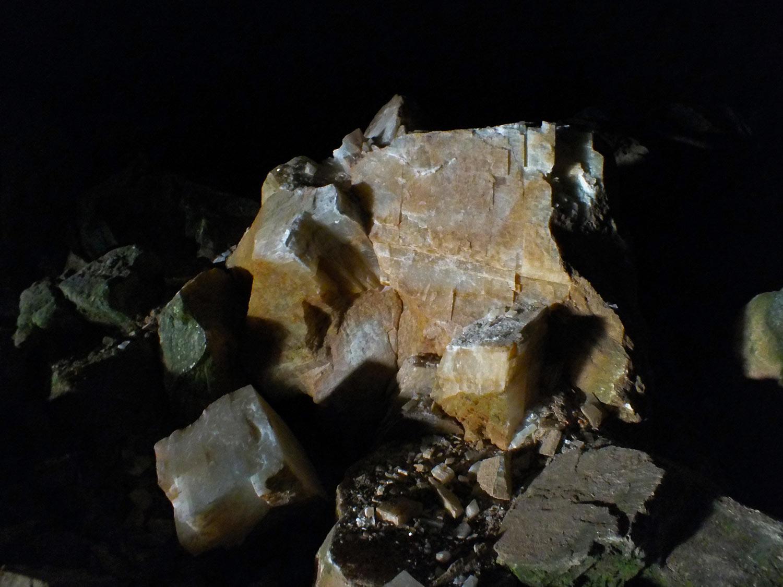 Пещера Кристальная