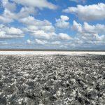 Соленое озеро