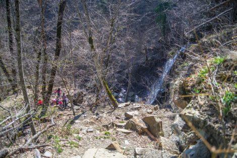 Гора Собер-Баш, водопад Утаенный