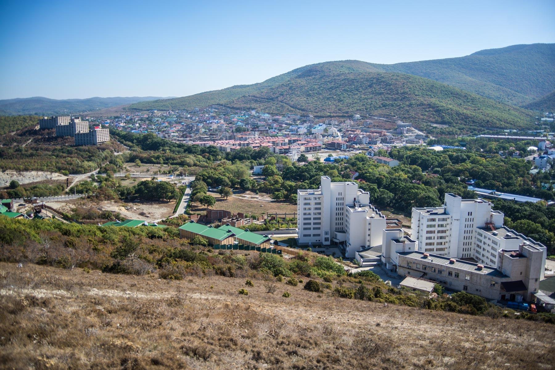 Гора Сукко