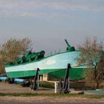 Музей под открытым небом Военная горка