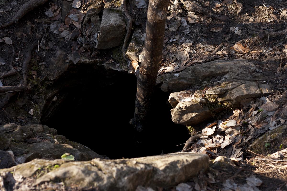Пещера Сухая