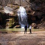 Водопад Шум