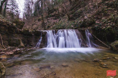 Маршрут на Каверзинские водопады