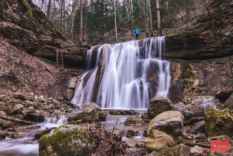 Каверзинские водопады