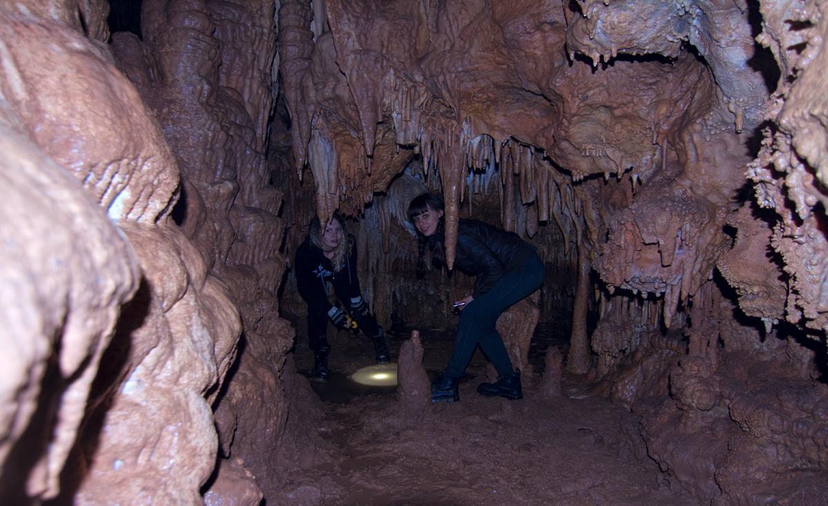 Пещера Красивая