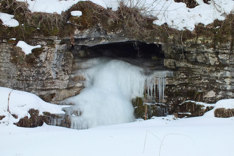 Пещера Бондаревская