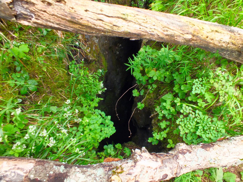 Пещера Колодец