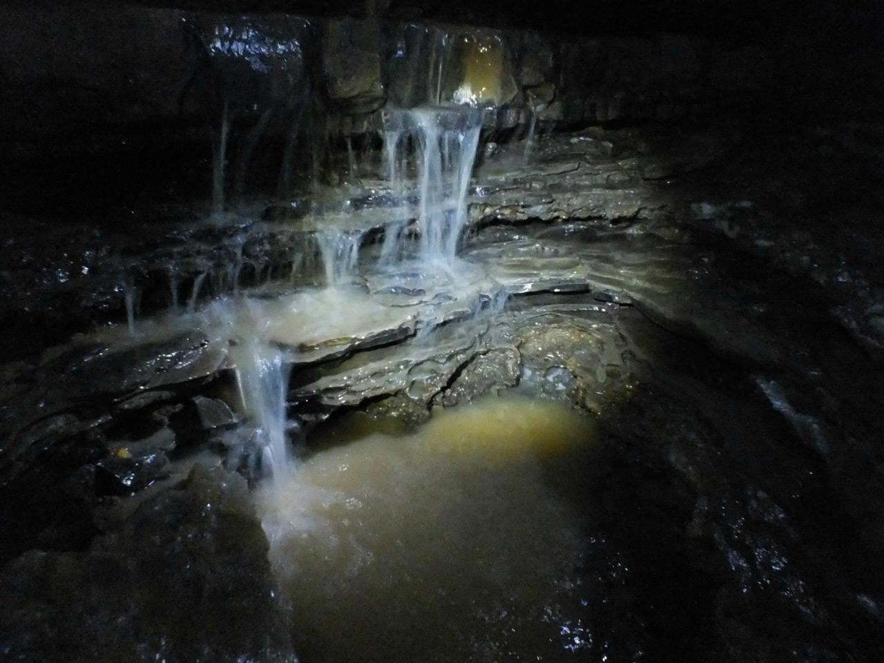 Пещера Порошковая
