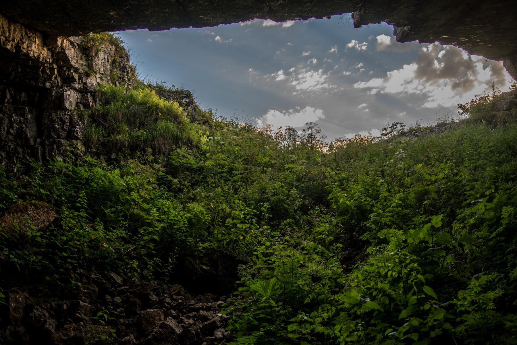Пещера Овечья, Лаго-Наки