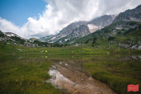 Озеро Псенодах, Адыгея, Кавказский заповедник