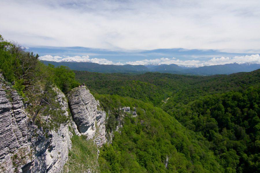 Орлинные скалы