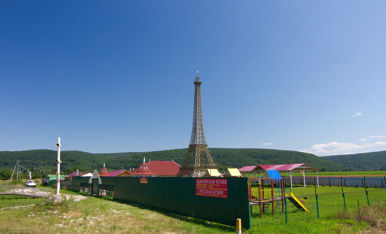 Эйфелева башня в Адыгее