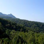 Гора Индюк со смотровой площадки