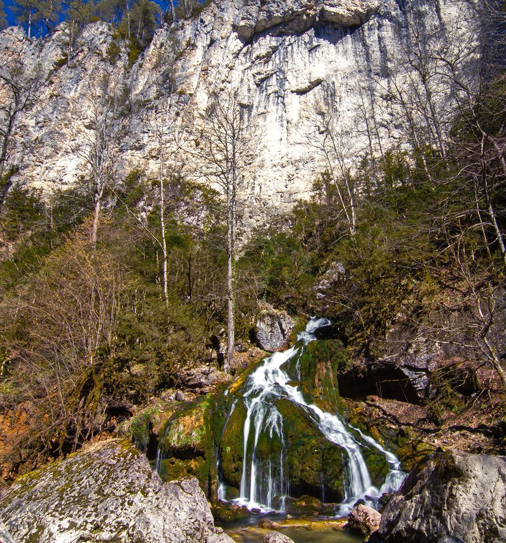 водопад Исиченко, АПдыгея