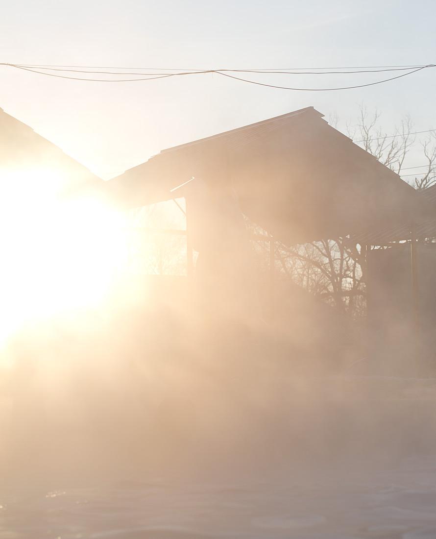 Термальные источники в Нижегородской