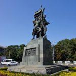 Памятник воинам защитникам Новороссийска