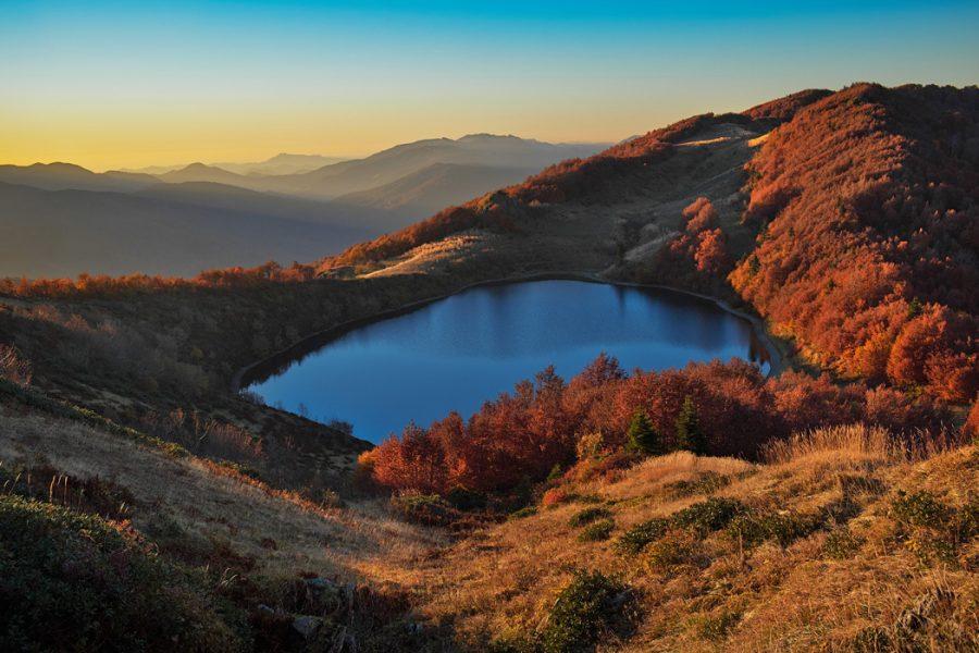 Осень в горах Адыгеи