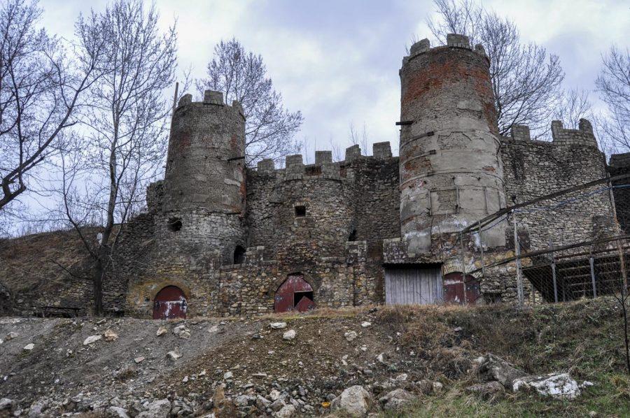 """Замок """"Хаджох"""""""