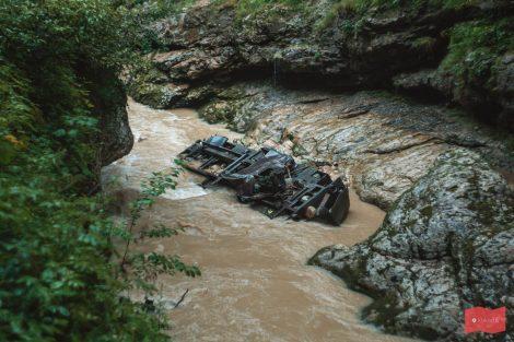 Гуамское ущелье, Краснодарский край