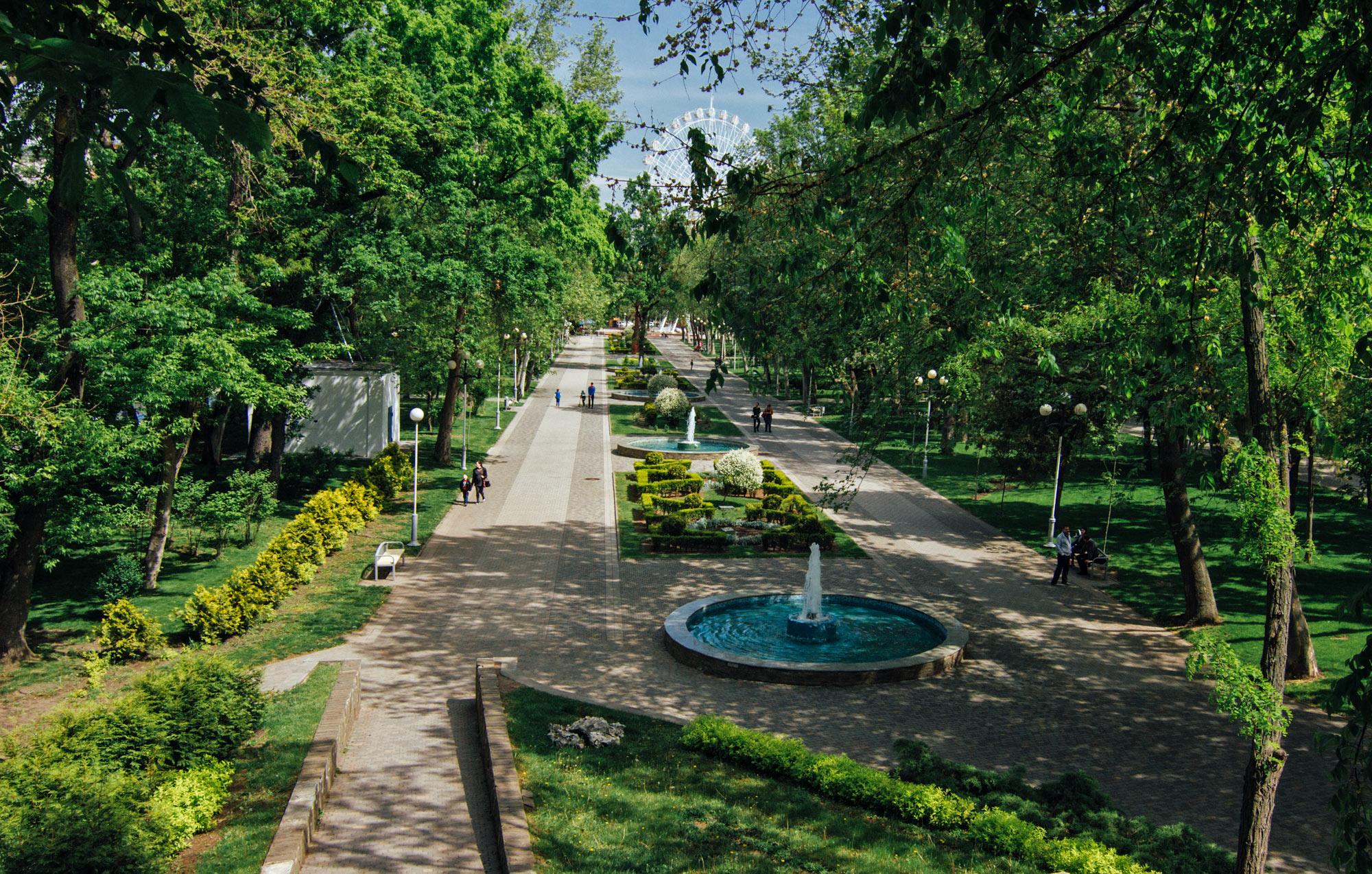 Городской сад, Краснодар
