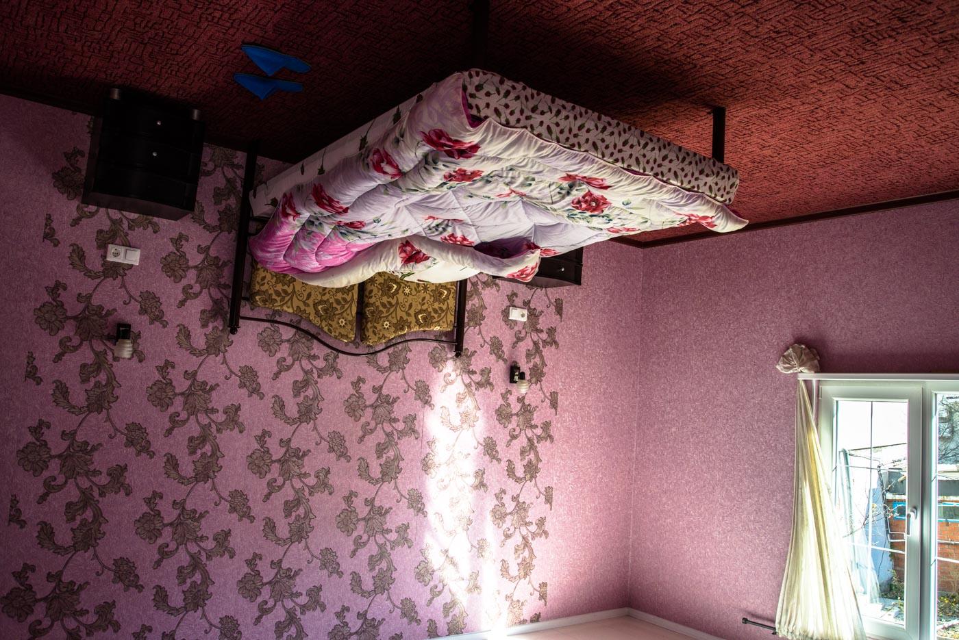 Перевернутый дом в кабардинке фото 4