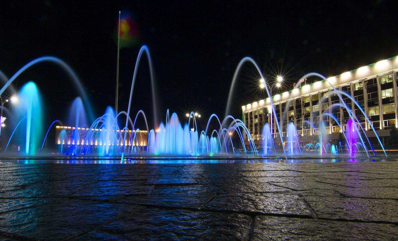 Театральная площадь, Краснодар