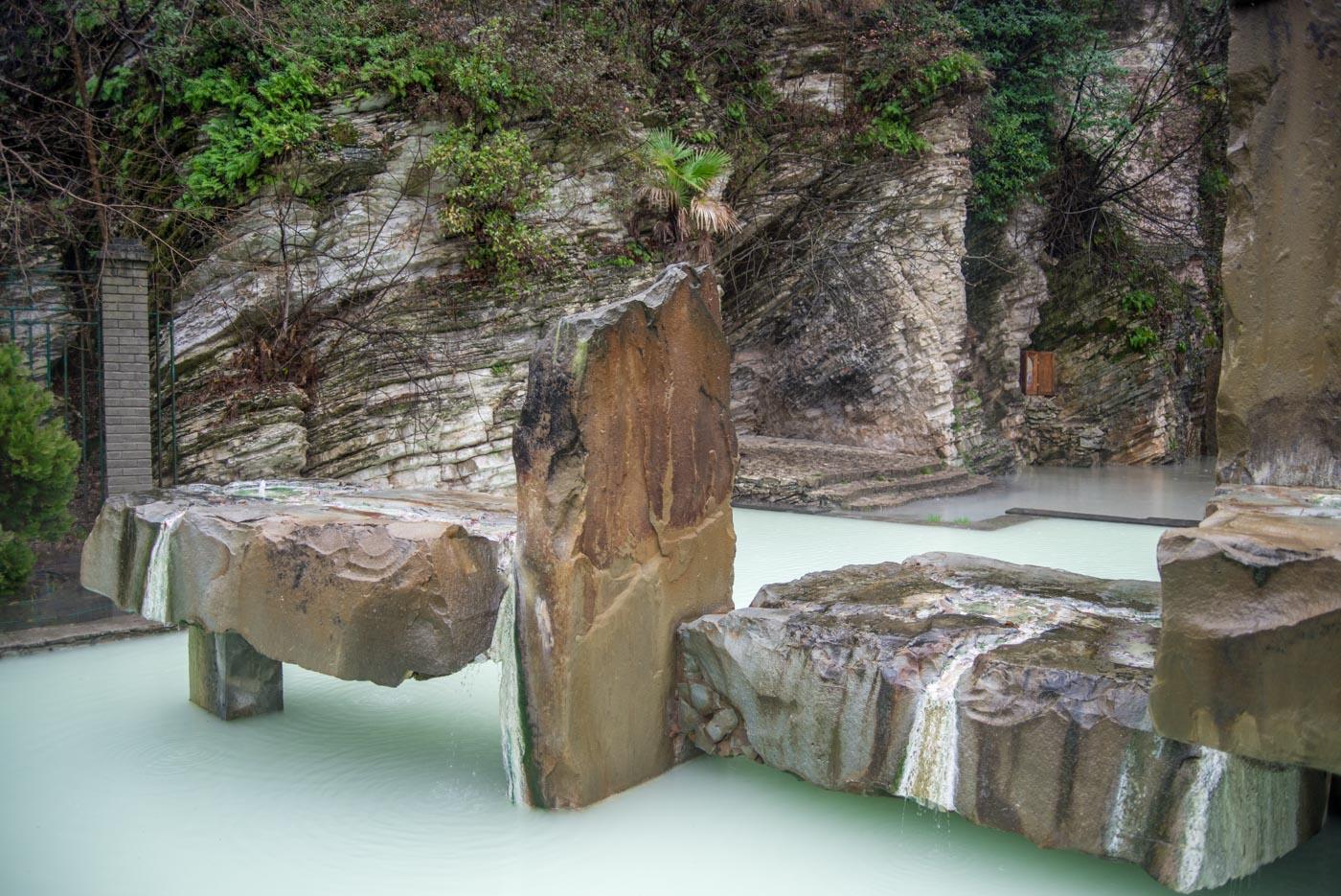 Пещеры Мацесты