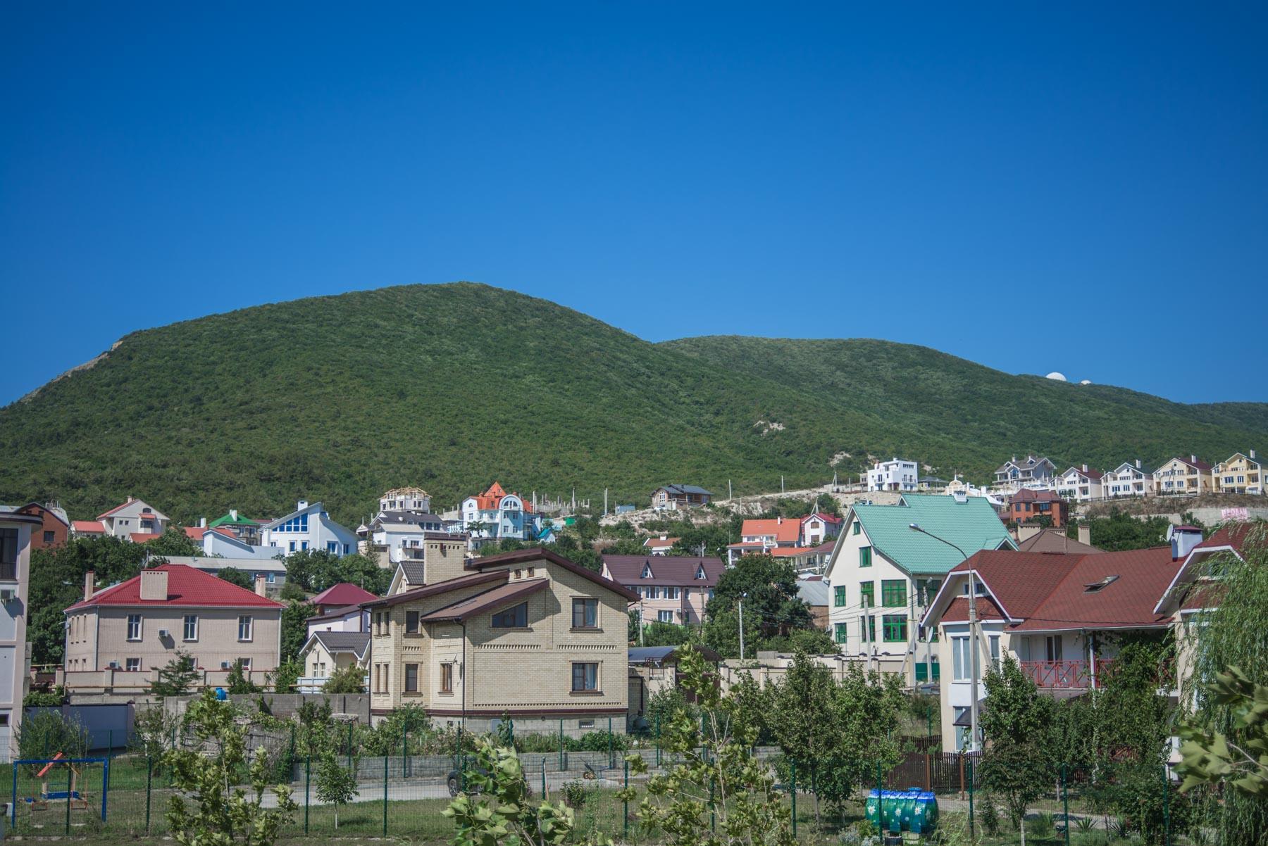 Гора Колдун в Мысхако