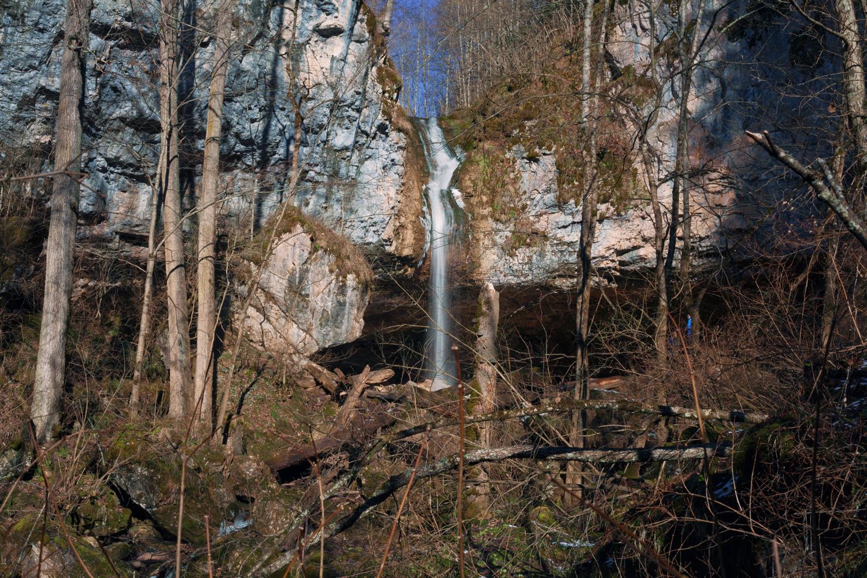 Чинарский водопад