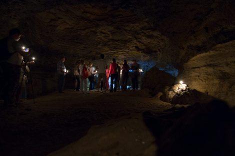 Михайло-Афонская Закубанская пустынь пещеры