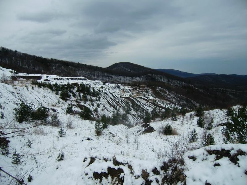 Гора Сахалин