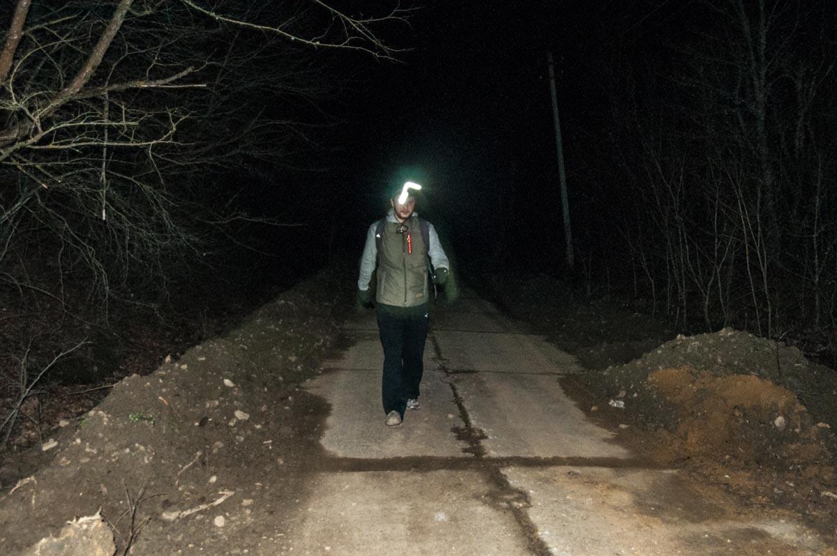 Забег на Собер Горный бег