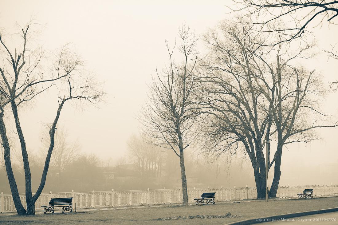 Парк на Затоне