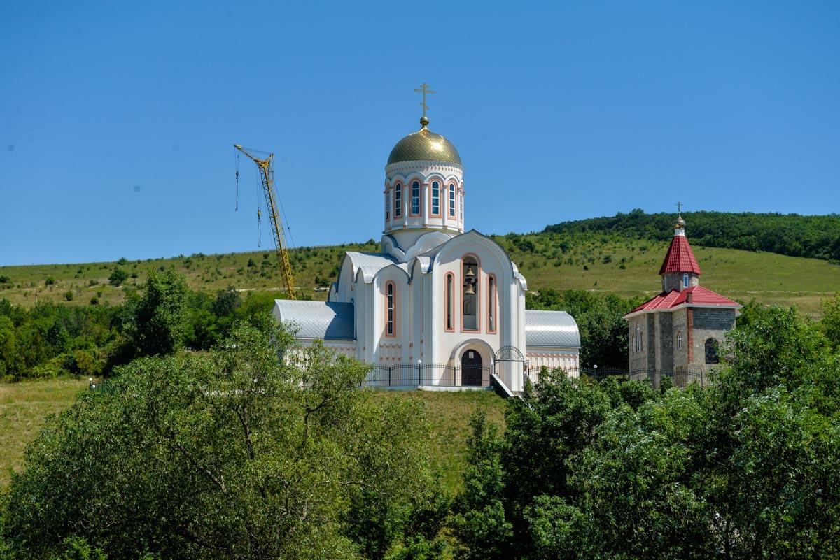 Церковь Варваровка