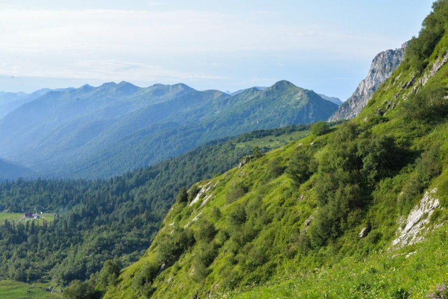 Гора Белореченская