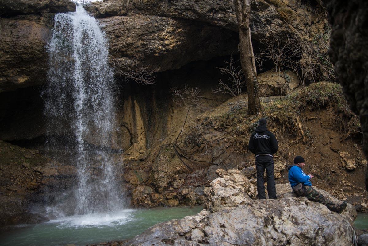 Дашкин водопад
