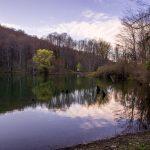 Горное озеро Хыжи