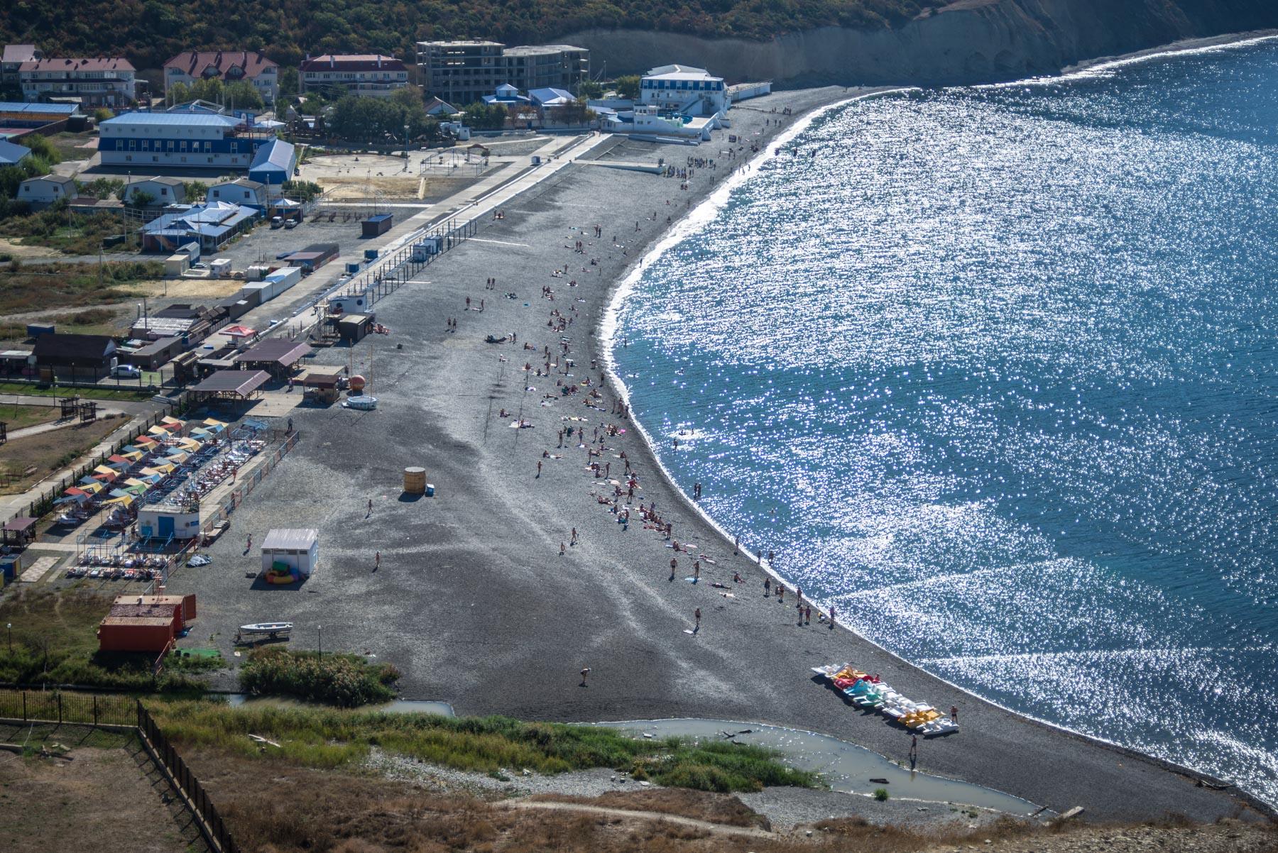 пляжи сукко фото