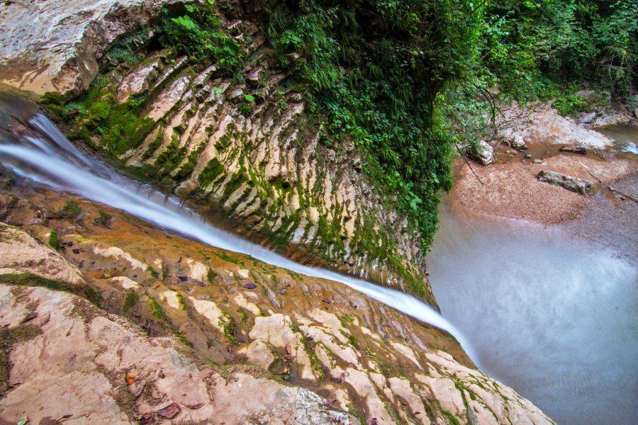 Водопад Девичья коса