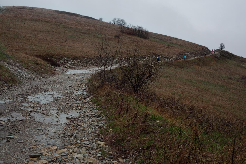 Поход на Маркхотский хребет