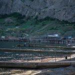 Пляж Судака