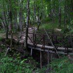 Дорога к Гебиусским водопадам