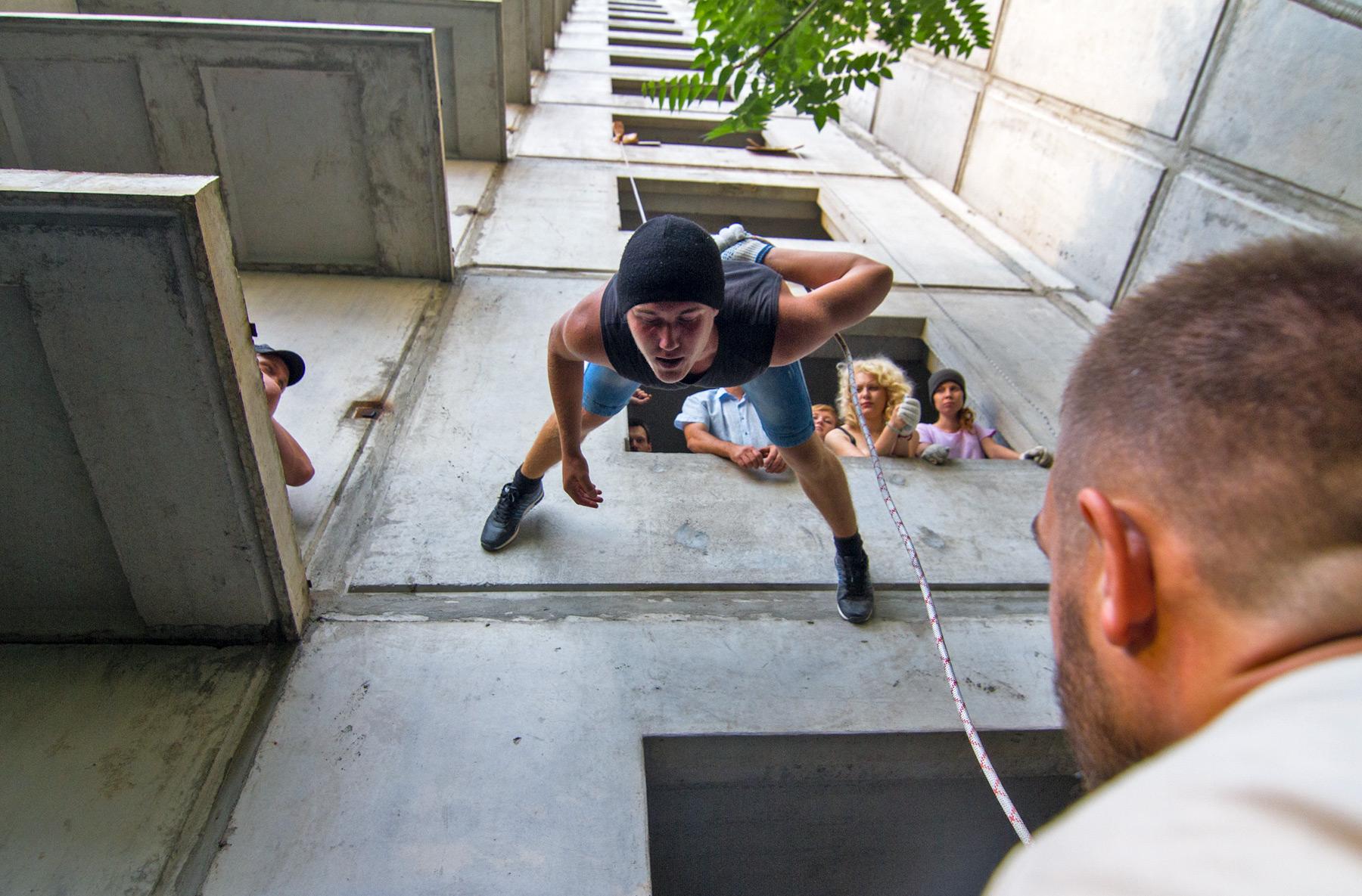 Экспресс-курс спецназ-альпинизм! Краснодар