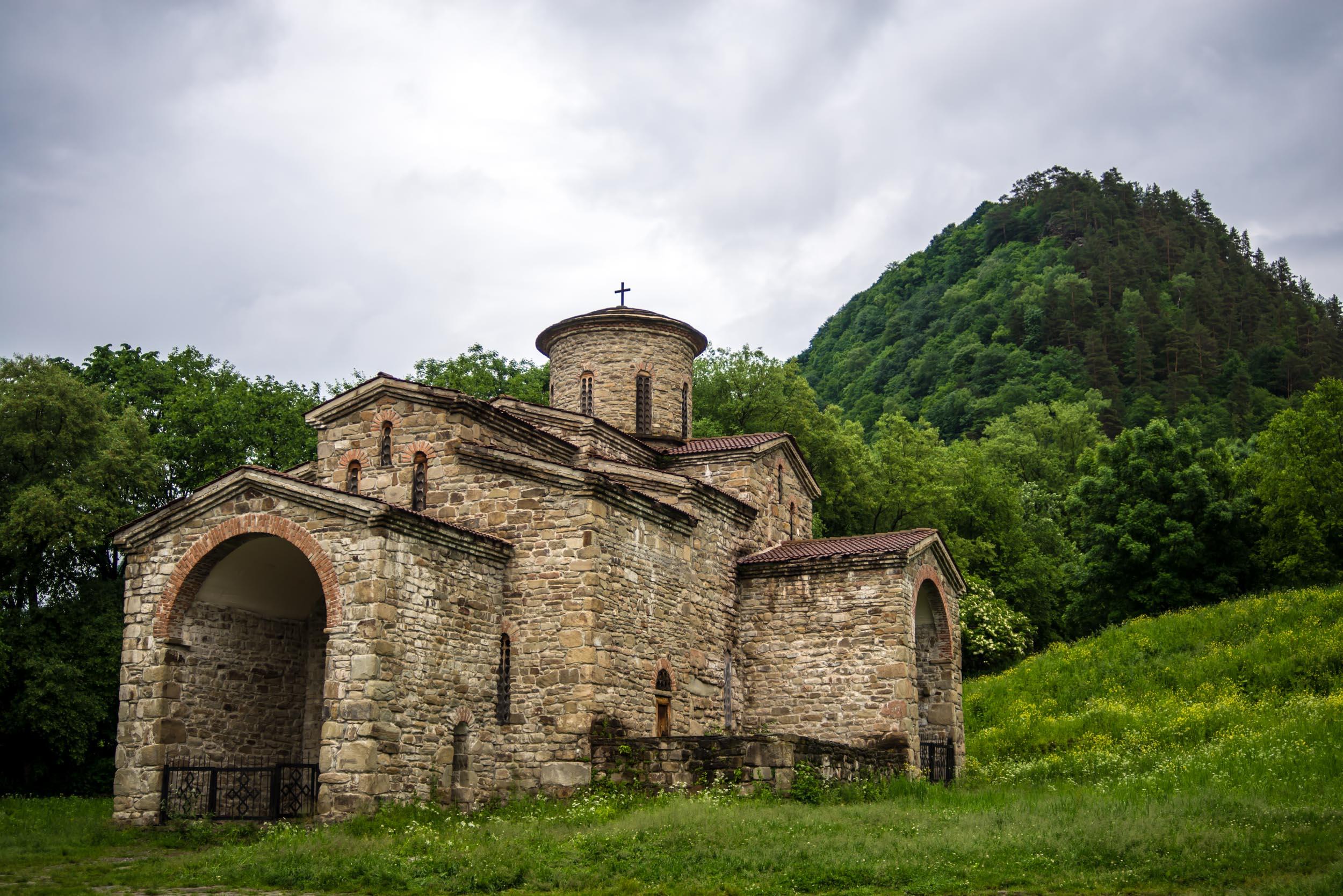 Храмы Архыза