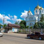 Храм Вознесения Господня, Пластуновская