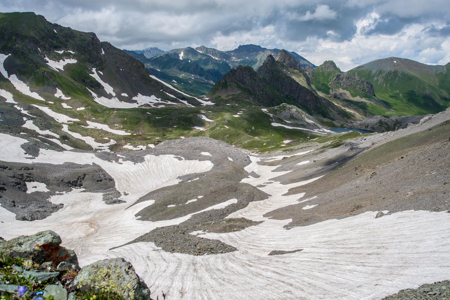 Перевал Агур