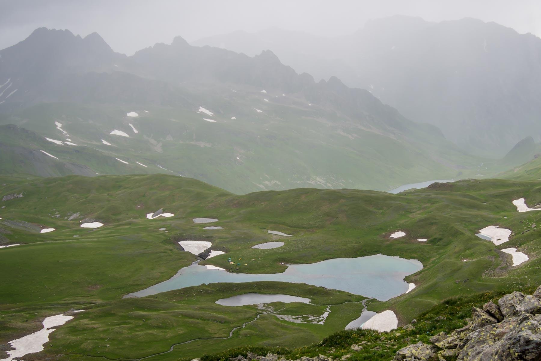 Озеро Провальное