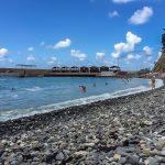 Центральный пляж Джанхота